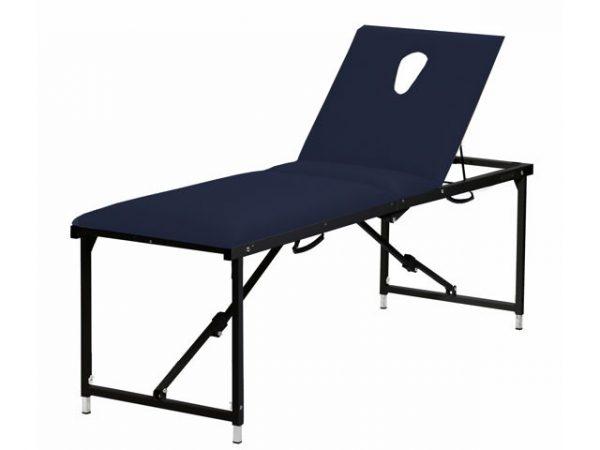 Blå massagebänk Tarsus ZON
