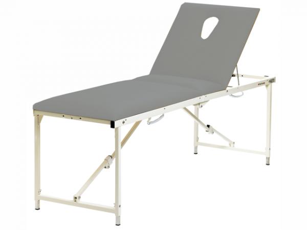 ZON massagebänk grå
